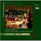 Richard Strauss - Strauss: Music for Wind Instruments, Vol. 1 (2003)
