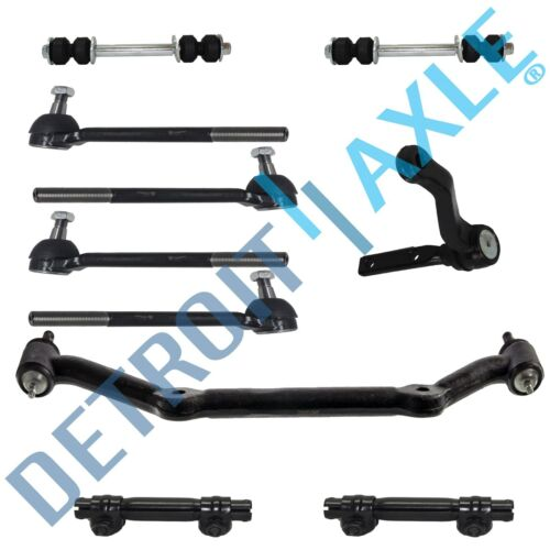 New 10pc Complete Front Suspension Kit for Chevy GMC Blazer S10 Jimmy 2WD