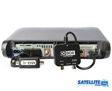 IO-Link Box RF Modulator Output For Sky HD Box Plus a Free Black Magic Eye