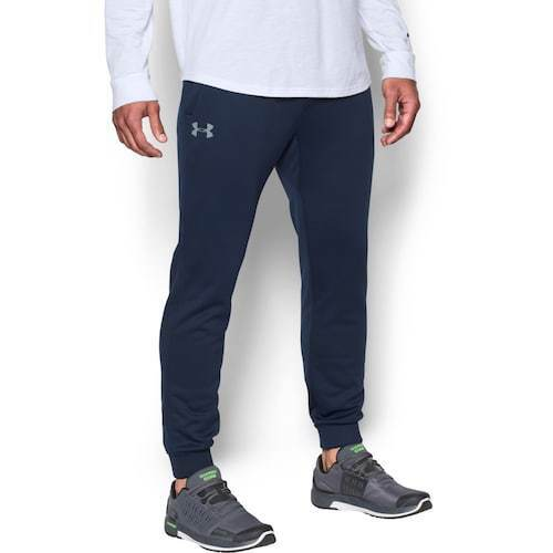 37f5d5cf1 Under Armour Storm 1 Black Loose Fit Fleece Lined Athletic Pants Small S  1249892