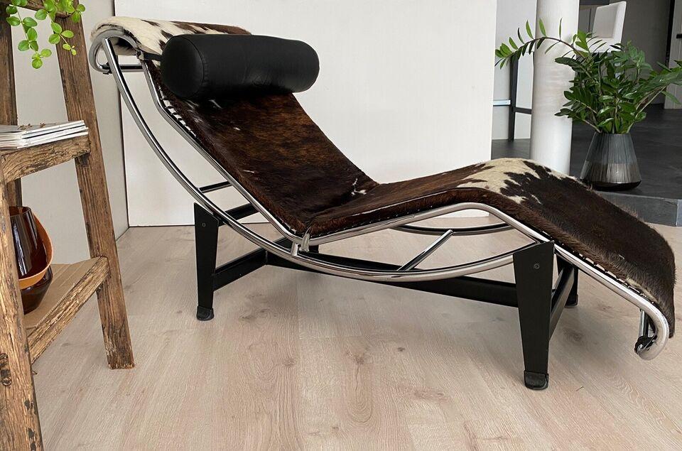 Le Corbusier. Chaiselong , model – dba.dk – Køb og Salg af