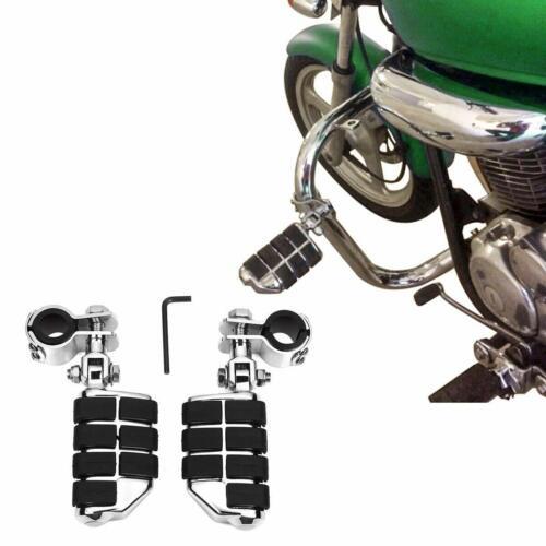 Motorcycle Footpegs Foot Rest For Harley Davidson Electra Glide FLHTCU FLHTC FLH