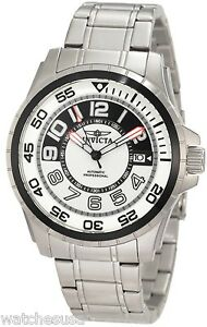 Invicta-Men-039-s-1831-Specialty-Automatic-Stainless-Steel-Watch