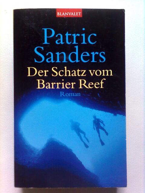 Der Schatz vom Barrier Reef. Sanders, Patric: