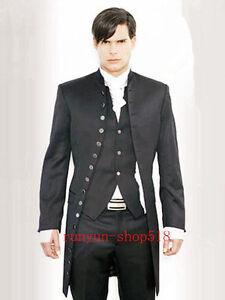56a33afcc Wedding Dress Men's Formal wear Wedding Morning Suits Groom's Tuxedo ...