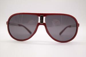 Vintage-Rodenstock-Boris-Becker-Edition-3198-Wine-Red-Silver-Sunglasses-NOS