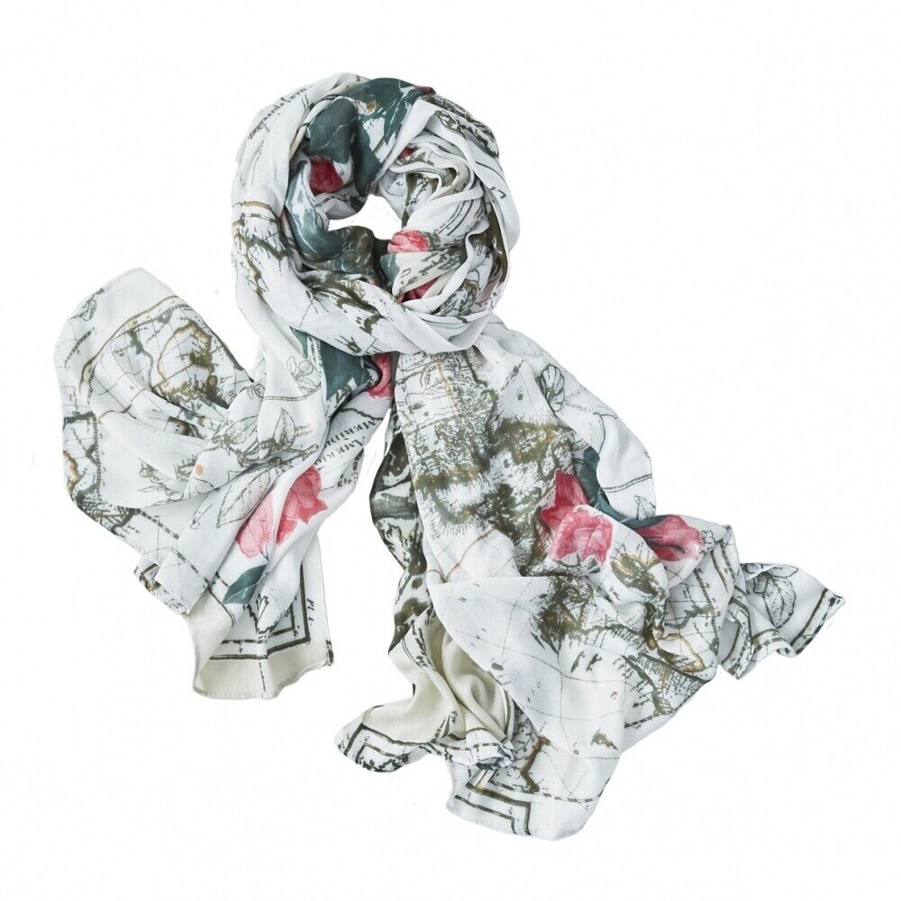 Thought Voyage De Jeanne Womens Scarf