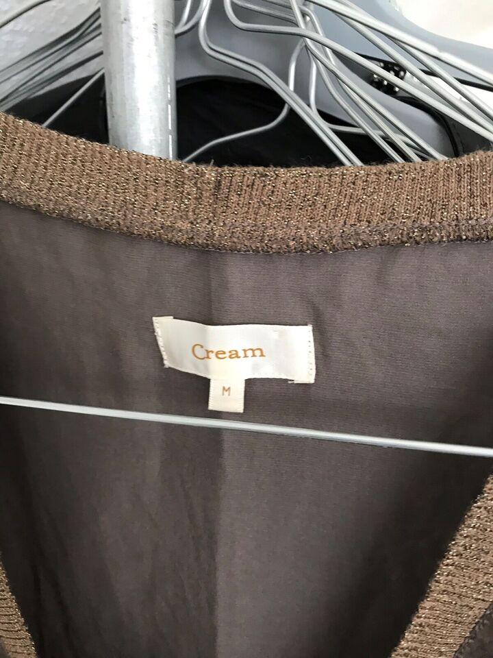 Anden kjole, Cream, str. M