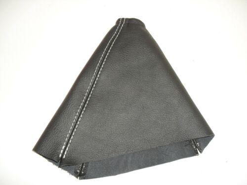 2002-2009 vera pelle nera Cuffia freno a mano compatibile Kia Sorento
