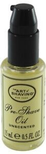 The-Art-Of-Shaving-Pre-Shave-Oil-Unscented-5oz-15ml-New-amp-Unbox