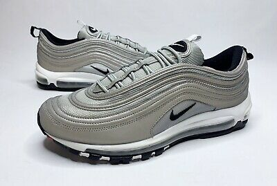 Nike Air Max 97 Premium Reflective Silver Size 12 312834 007 In