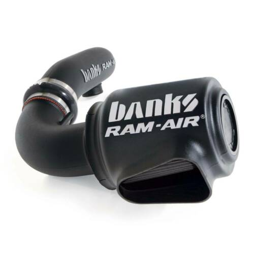 DRY FILTER BANKS RAM AIR INTAKE SYSTEM 97-06 JEEP WRANGLER 4.0