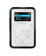 SanDisk Sansa Clip+ White 4GB Digital Media Player