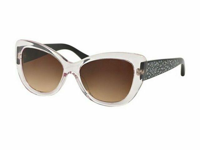 103cb7912acf Coach Sunglasses Women's HC8143B 531513 55MM Plastic Cat Eye Sunglasses -  Pink