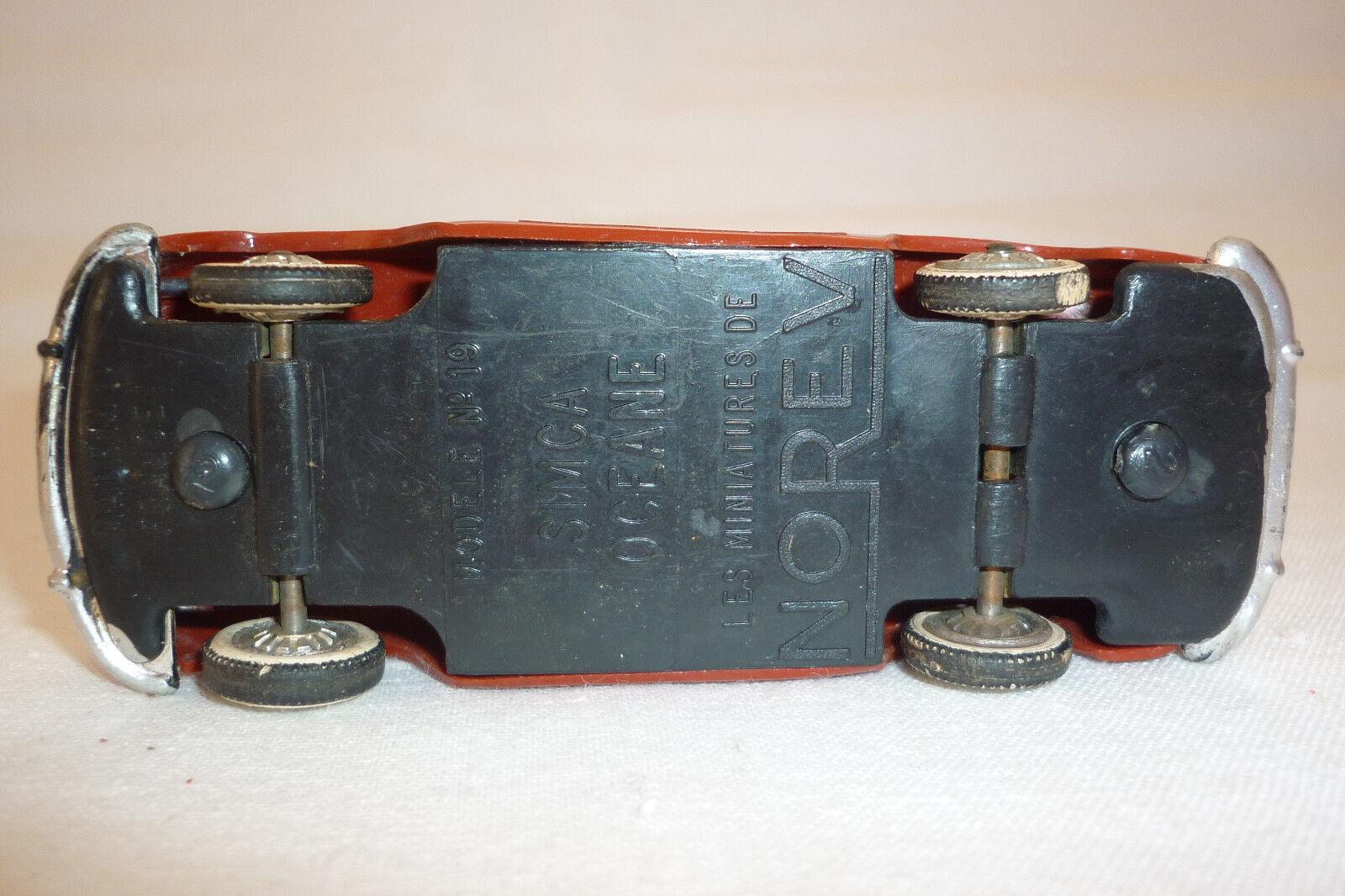NOREV - - - Vintage Model - 19 - SIMCA OCEANE - (Nor 8) 46e89a