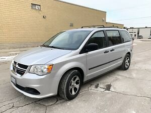 2012 Dodge Grand Caravan (Dual Fuel Option)