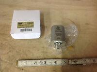 Dayton 1egx5 Hermetic Relay, Dpdt, 12a, 12vdc, 8 Pin. In Box