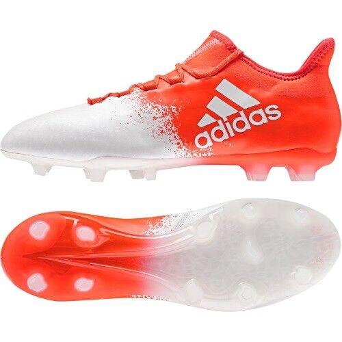 Nuove donne adidas x da 16,2 fg gli scarpini da x calcio aq6435-size 8,8.5 b5d7ad