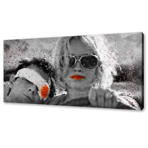 True Romance canvas print picture wall art modern design free fast delivery