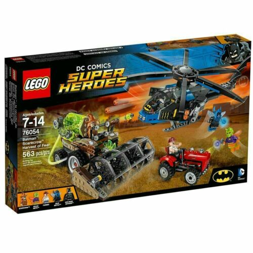 Scarecrow Harvest of Fear NEW LEGO DC Super Heroes 76054 Batman