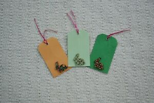 Pack-of-3-Rabbit-Bunny-Gift-Tags-Hand-Made-100-Charity
