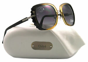 NEW-Chloe-Sunglasses-CL-2226-Brown-C01-CL2226-56mm