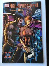 X Men Apocalypse 1-6 NM Complete Mini Series And One Shot