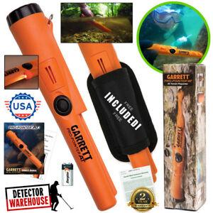 Authentic-Garrett-Propointer-AT-Underwater-Pinpointer-Holster-Battery-Waterproof