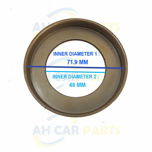 Per FORD FUSION POSTERIORE ABS Sensor pick-up ring 4664143 1061678 1069 295-MAR567