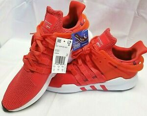 buy popular 01ba9 967a7 Details about Adidas Originals EQT Support Adv CQ3004 Men's 12 Coral White  Trainers Shoes NWT