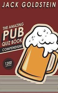The complete pub quiz book