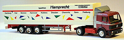 Trailer Spedition Hamprecht 1:87 Albedo 200256 Packing Of Nominated Brand Automotive Toys, Hobbies Purposeful Mercedes Benz Sk 1850 Plan