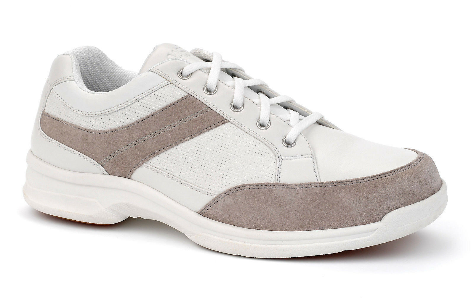 Oasis Jimmie Full Grain Leather Walking Shoe - Extra Depth & Orthotic-Friendly