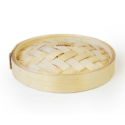 """7"""" BAMBOO STEAMER COVER/LID"""