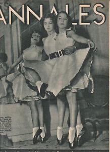 Fringant Les Annales Politiques1933 N°2433 Briand - Irlande PosséDer Des Saveurs Chinoises