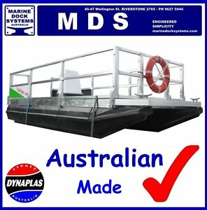 Details about BBQ BOATS PONTOON FLOATS BOAT HOUSE POLY FLOAT FLOTATION HULL  333 NOSE CONE NEW