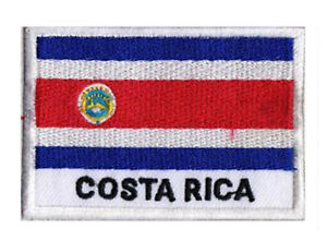 Ecusson-patche-patch-drapeau-pays-COSTA-RICA-70-x-45-mm-Pays-Monde-a-coudre