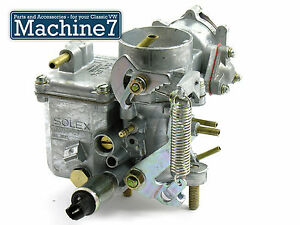 Classic VW Beetle Engine Carburettor Base Gasket Kit 30 31 Pict Solex T2 Camper