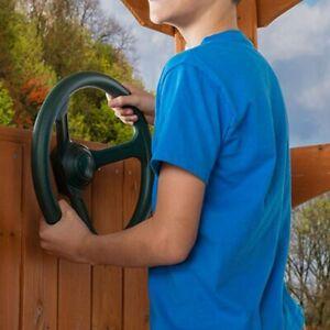 Steering Wheel Attachment Playground Swing Set Accessories