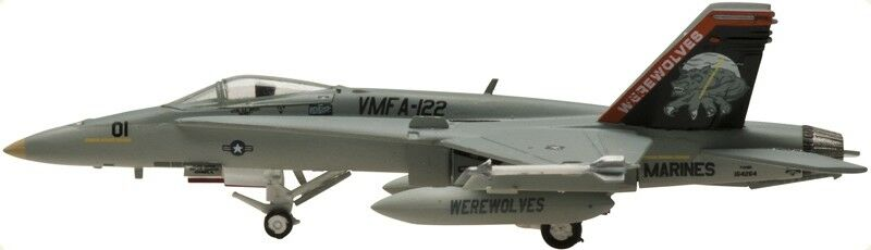 Hogan wings 7938 us marines f a-18c vmfa - 122 scale 1 200 M-series-NEUF
