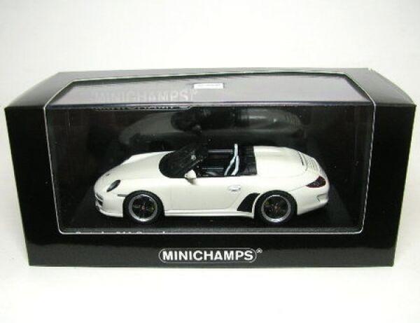 Porsche 911 speedster (Blanc) 2010