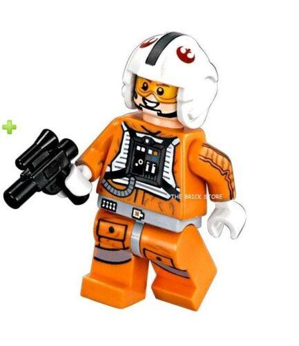 75144-2017 NEW LEGO STAR WARS SNOWSPEEDER GUNNER WILL SCOTIAN FIGURE GIFT