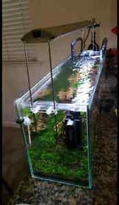 Image Is Loading Led Aquarium Stand For Aquatic High Light Lamp