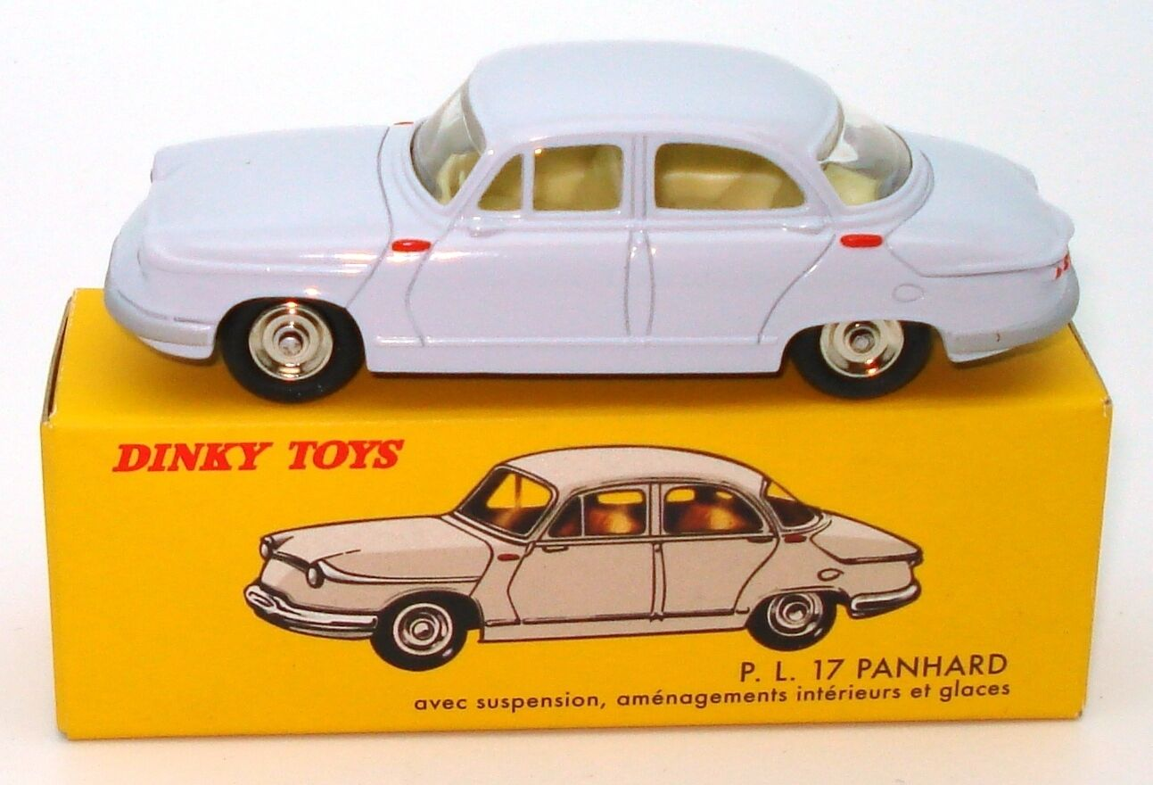 DINKY FRENCH NO. 547 PANHARD P.L.17 SEDAN - MINT BOXED