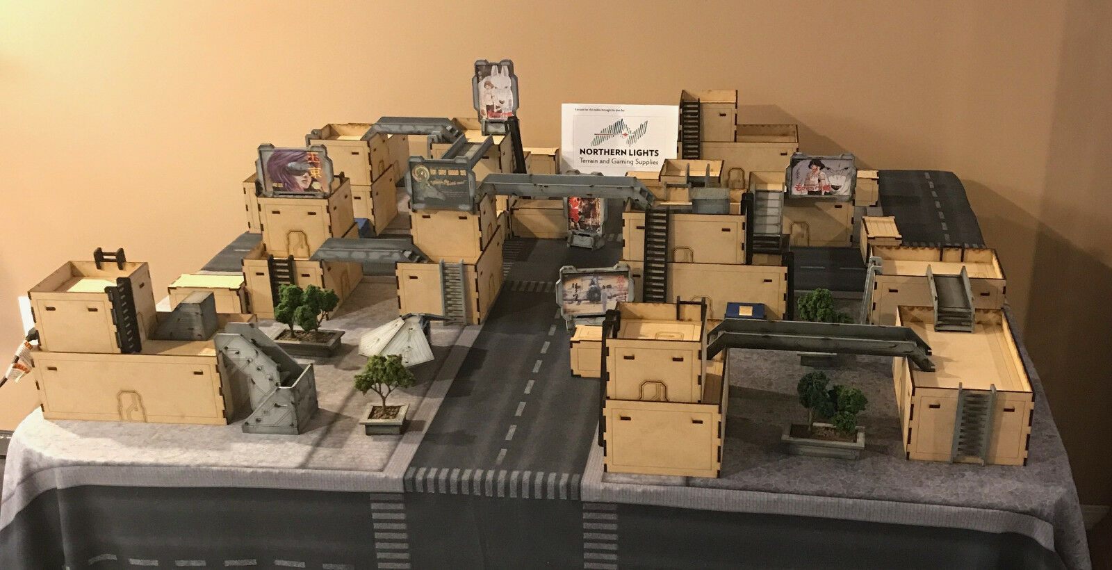 28mm Sci-fi MDF scatter Terrain - 46 Addons for use use use