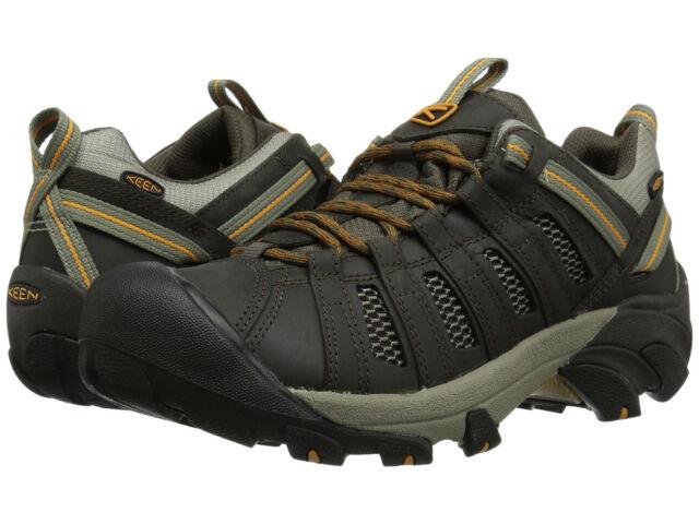 KEEN Men's Voyageur Trail Shoe Black