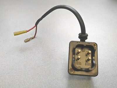 VERY NICE USED ORIGINAL PORSCHE 911 912E 930 914 BLOWER SPEED CONTROL UNIT NLA