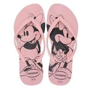 d47862d4b Image is loading Havaianas-Slim-Women-Disney-Minnie-Mouse-Flip-Flop-