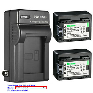 Kastar-Battery-AC-Wall-Charger-for-BP-718-amp-Canon-VIXIA-HF-R700-HFR700-Camera