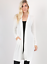 NEW-Plus-Size-Open-Front-Long-Duster-Cardigan-Sweater-w-Side-Pockets-XL-1X-2X-3X thumbnail 5